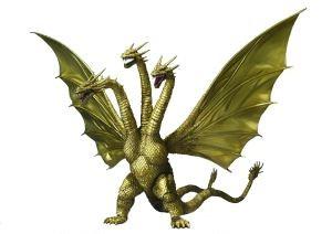 S. H. MonsterArts King Ghidorah
