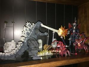 SHMA Godzilla vs. Gigan & Destroyah