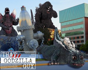 That Godzilla Guy