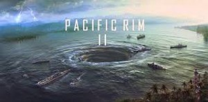 Pacific Rim II Movie Poster