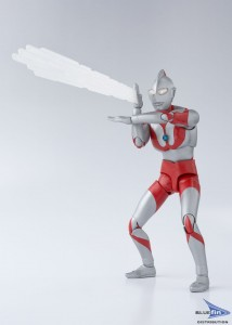 Ultraman figure courtesy  Blufin Distribution