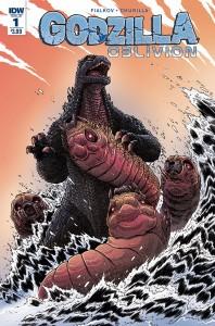 Godzilla Oblivion #1