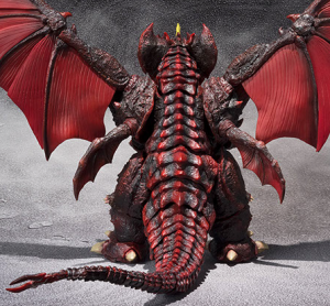 Destroyah Special Color Version  SH MonsterArts