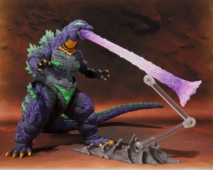 Godzilla Feat. EVA-01 SH MonsterArts